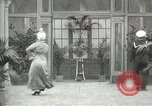 Image of Couple performing dances for camera Europe, 1913, second 4 stock footage video 65675063369