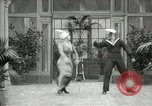 Image of Couple performing dances for camera Europe, 1913, second 10 stock footage video 65675063369