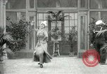 Image of Couple performing dances for camera Europe, 1913, second 11 stock footage video 65675063369