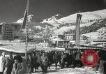 Image of Scenes from the 1948 Winter Olympic Games St. Moritz Switzerland, 1948, second 2 stock footage video 65675063372