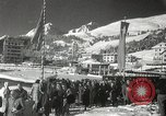 Image of Scenes from the 1948 Winter Olympic Games St. Moritz Switzerland, 1948, second 6 stock footage video 65675063372