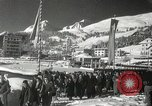 Image of Scenes from the 1948 Winter Olympic Games St. Moritz Switzerland, 1948, second 7 stock footage video 65675063372