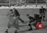 Image of Winter Olympics hockey Canada, 1948, second 1 stock footage video 65675063373