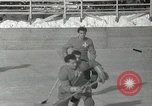 Image of Winter Olympics hockey Canada, 1948, second 2 stock footage video 65675063373