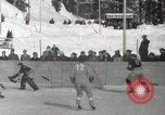 Image of Winter Olympics hockey Canada, 1948, second 6 stock footage video 65675063373