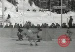 Image of Winter Olympics hockey Canada, 1948, second 7 stock footage video 65675063373