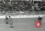 Image of Winter Olympics hockey Canada, 1948, second 10 stock footage video 65675063373