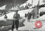 Image of Winter Olympics Canada, 1948, second 2 stock footage video 65675063377