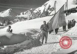 Image of Winter Olympics Canada, 1948, second 4 stock footage video 65675063377
