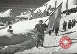 Image of Winter Olympics Canada, 1948, second 5 stock footage video 65675063377