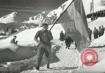 Image of Winter Olympics Canada, 1948, second 6 stock footage video 65675063377