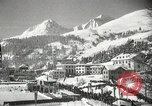 Image of Winter Olympics Canada, 1948, second 10 stock footage video 65675063381