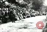 Image of Amateur runners compete in races at a stadium in the United States United States USA, 1900, second 1 stock footage video 65675063387