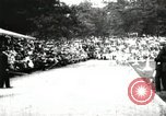 Image of Amateur runners compete in races at a stadium in the United States United States USA, 1900, second 10 stock footage video 65675063387
