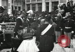 Image of King Edward VII and Queen Alexandra are guests of Greek King George I  Athens Greece, 1906, second 10 stock footage video 65675063389