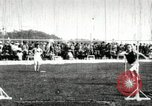 Image of Athletes compete in long and high jump during U.S. field event United States USA, 1906, second 8 stock footage video 65675063390