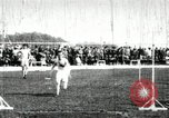 Image of Athletes compete in long and high jump during U.S. field event United States USA, 1906, second 10 stock footage video 65675063390
