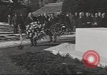 Image of Franklin Roosevelt grave at Springwood in Hyde Park New York United States USA, 1945, second 5 stock footage video 65675063398