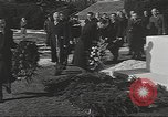 Image of Franklin Roosevelt grave at Springwood in Hyde Park New York United States USA, 1945, second 11 stock footage video 65675063398
