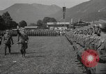 Image of German officer Germany Bavarian Alps, 1938, second 10 stock footage video 65675063408