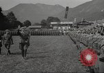 Image of German officer Germany Bavarian Alps, 1938, second 11 stock footage video 65675063408
