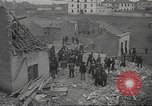 Image of bomb destroyed building Spain, 1945, second 6 stock footage video 65675063415