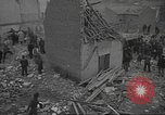 Image of bomb destroyed building Spain, 1945, second 7 stock footage video 65675063415