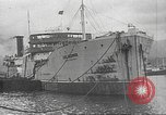 Image of Soyuz Vodnikov ship damaged during Spanish Civil War Soviet Union, 1936, second 2 stock footage video 65675063418