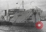 Image of Soyuz Vodnikov ship damaged during Spanish Civil War Soviet Union, 1936, second 3 stock footage video 65675063418