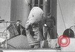 Image of Soyuz Vodnikov ship damaged during Spanish Civil War Soviet Union, 1936, second 6 stock footage video 65675063418