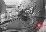 Image of Soyuz Vodnikov ship damaged during Spanish Civil War Soviet Union, 1936, second 9 stock footage video 65675063418
