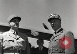 Image of General Charles De Gaulle Africa, 1943, second 3 stock footage video 65675063429