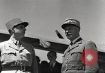 Image of General Charles De Gaulle Africa, 1943, second 5 stock footage video 65675063429