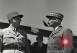 Image of General Charles De Gaulle Africa, 1943, second 6 stock footage video 65675063429
