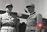Image of General Charles De Gaulle Africa, 1943, second 10 stock footage video 65675063429