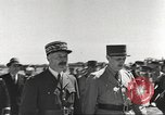 Image of General Charles De Gaulle Africa, 1943, second 11 stock footage video 65675063429