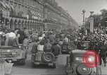 Image of French soldiers Paris France, 1944, second 3 stock footage video 65675063432
