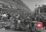 Image of French soldiers Paris France, 1944, second 4 stock footage video 65675063432