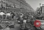 Image of French soldiers Paris France, 1944, second 5 stock footage video 65675063432