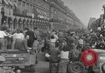 Image of French soldiers Paris France, 1944, second 7 stock footage video 65675063432