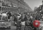 Image of French soldiers Paris France, 1944, second 9 stock footage video 65675063432