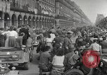 Image of French soldiers Paris France, 1944, second 12 stock footage video 65675063432
