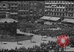 Image of soldiers marching Europe, 1944, second 7 stock footage video 65675063436