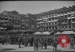 Image of soldiers marching Europe, 1944, second 8 stock footage video 65675063436