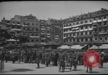 Image of soldiers marching Europe, 1944, second 9 stock footage video 65675063436
