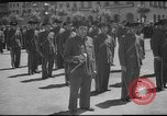 Image of soldiers marching Europe, 1944, second 12 stock footage video 65675063436