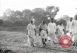 Image of Mahatma Gandhi India, 1933, second 2 stock footage video 65675063443