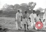 Image of Mahatma Gandhi India, 1933, second 4 stock footage video 65675063443