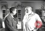 Image of Ernest Hemingway Cuba, 1954, second 6 stock footage video 65675063444