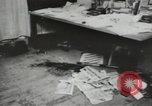 Image of Leon Trotsky in hospital after mortal attack Mexico City Mexico, 1940, second 5 stock footage video 65675063453